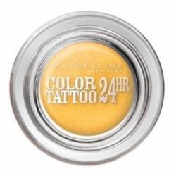 Тени для век кремово-гелевые 1-цветные Color Tattoo 24h 05 Вечный золотой 9ml