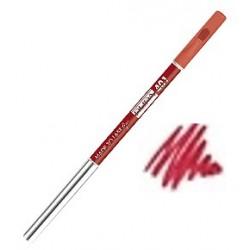Карандаш для губ пленкообразующий, водостойкий с аппликатором Made To Last Lips 401 Красный 0.28g