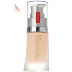 Крем тональный для лица устойчивый для всех типов кожи Antitraccia Foundation 12 SPF 15 30ml