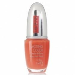 Лак для ногтей Lasting Color 502 Матовый темно-морковный 5ml
