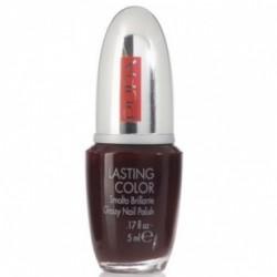 Лак для ногтей Lasting Color 608 Матовый баклажан 5ml