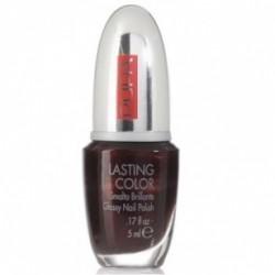 Лак для ногтей Lasting Color 609 Перламутровый баклажан 5ml