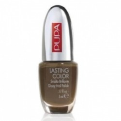 Лак для ногтей Lasting Color 906 Матовый светло-коричневый 5ml