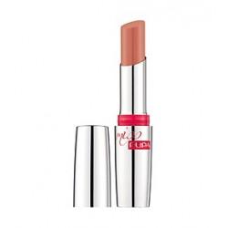 Помада для губ гелеобразная с эффектом влажных губ Miss Pupa 103 SPF Светло-кремовый 2.4ml