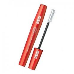 Тушь для ресниц подкручивающая, удлиняющая Ultraflex 01
