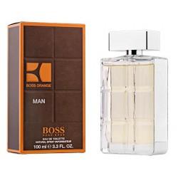 Hugo Boss Orange For Men — туалетная вода 100ml для мужчин