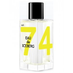 Iceberg Eau de Iceberg 74 Sandal Wood / туалетная вода 100ml для мужчин ТЕСТЕР