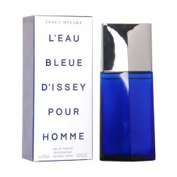 Issey Miyake L`eau Bleue D`Issey Pour Homme — туалетная вода 75ml для мужчин