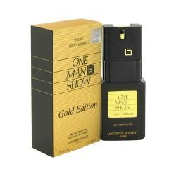 Jacques Bogart One Man Show Gold Edition — туалетная вода 100ml для мужчин