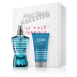 Jean Paul Gaultier Le Male Terrible / набор (edt 75ml+sh/gel 100ml) для мужчин