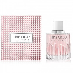 Jimmy Choo Illicit Flower — туалетная вода 100ml для женщин