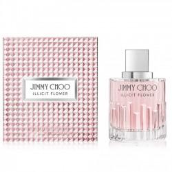 Jimmy Choo Illicit Flower — туалетная вода 60ml для женщин