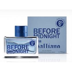 John Galliano Before Midnight — туалетная вода 50ml для мужчин