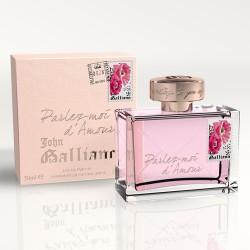 John Galliano Parlez-Moi D`Amour — парфюмированная вода 50ml для женщин