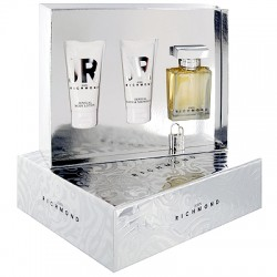 John Richmond — набор (edp 4.5ml+b/lot 25ml+sh/gel 25ml) для женщин