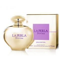 La Perla Divina — туалетная вода 80ml для женщин Gold Edition