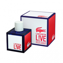 Lacoste Live Pour Homme / туалетная вода 40ml для мужчин