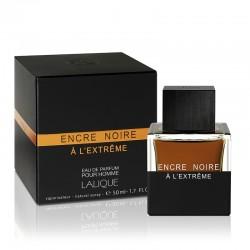 Lalique Encre Noire A L`Extreme Pour Homme / туалетная вода 50ml для мужчин