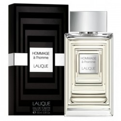 Lalique Hommage A L`Homme / туалетная вода 50ml для мужчин
