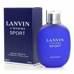 Lanvin L`Homme Sport / туалетная вода 100ml для мужчин