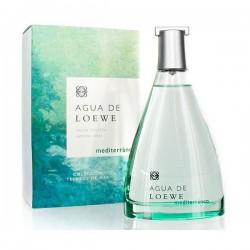 Loewe Agua De Loewe Mediterraneo — туалетная вода 150ml для женщин Coleccion Tesoros De Mar