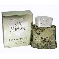 Lolita Lempicka L`eau Au Masculin — туалетная вода 50ml для мужчин