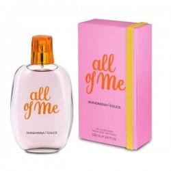Mandarina Duck All Of Me — туалетная вода 50ml для женщин