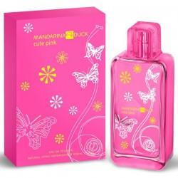 Mandarina Duck Cute Pink / туалетная вода 30ml для женщин