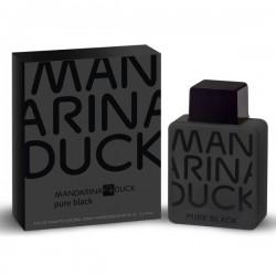Mandarina Duck Pure Black Man / туалетная вода 50ml для мужчин