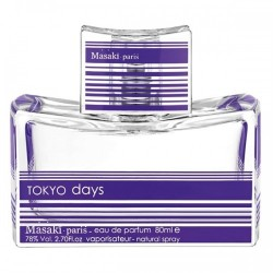 Masaki Matsushima Tokyo Days — парфюмированная вода 10ml для женщин Rollerball