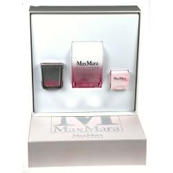Max Mara Silk Touch — набор (edt 90ml+edt 5ml+свеча) для женщин