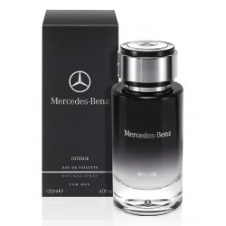 Mercedes-Benz Intense — туалетная вода 40ml для мужчин