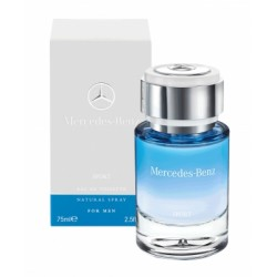 Mercedes-Benz For Men Sport — туалетная вода 120ml для мужчин ТЕСТЕР