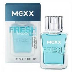 Mexx Fresh / туалетная вода 50ml для мужчин New Design