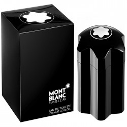 Mont Blanc Emblem — туалетная вода 60ml для мужчин