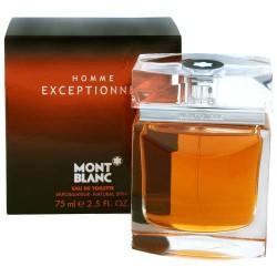 Mont Blanc Exceptionnel Homme — туалетная вода 75ml для мужчин
