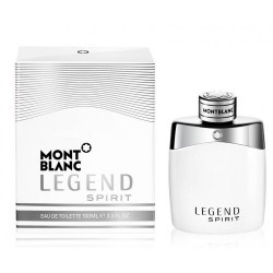 Mont Blanc Legend Spirit — туалетная вода 100ml для мужчин