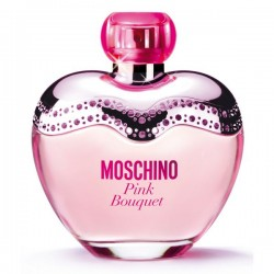 Moschino Pink Bouquet — туалетная вода 100ml для женщин ТЕСТЕР