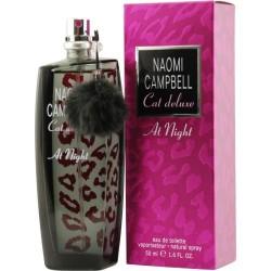 Naomi Campbell Cat Deluxe At Night — туалетная вода 30ml для женщин