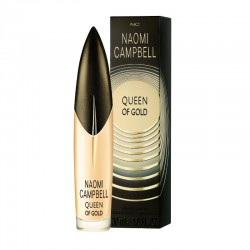 Naomi Campbell Queen Of Gold — парфюмированная вода 30ml для женщин