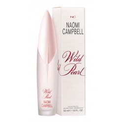 Naomi Campbell Wild Pearl — туалетная вода 50ml для женщин