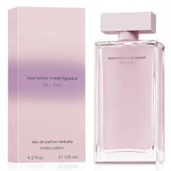 Narciso Rodriguez For Her Delicate — парфюмированная вода 125ml для женщин Limited Edition