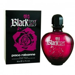 Paco Rabanne Black XS For Her / туалетная вода 50ml для женщин