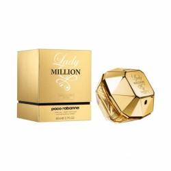 Paco Rabanne Lady Million Absolutely Gold / парфюмированная вода 80ml для женщин