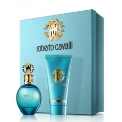 Roberto Cavalli Roberto Cavalli Acqua — набор (edt 75ml+b/lot 75ml) для женщин