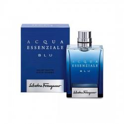 Salvatore Ferragamo Acqua Essenziale Blu — туалетная вода 50ml для мужчин