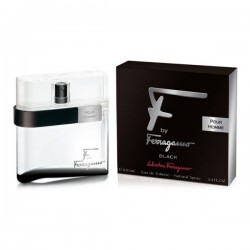 Salvatore Ferragamo F by Ferragamo Black — туалетная вода 100ml для мужчин
