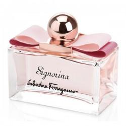 Salvatore Ferragamo Signorina / парфюмированная вода 100ml для женщин ТЕСТЕР
