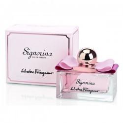 Salvatore Ferragamo Signorina / парфюмированная вода 50ml для женщин