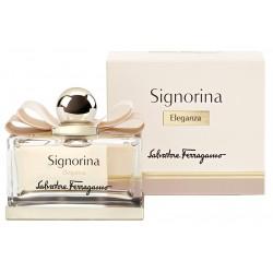 Salvatore Ferragamo Signorina Eleganza / парфюмированная вода 100ml для женщин